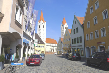 Hauptschule Moosburg
